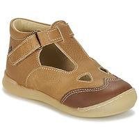 鞋子 男孩 凉鞋 Citrouille et Compagnie IARTIALAN 棕色