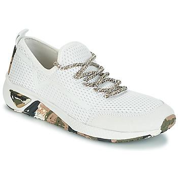 鞋子 女士 球鞋基本款 Diesel 迪赛尔 S-BKY 白色