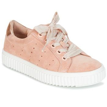 鞋子 女孩 球鞋基本款 Acebo's RAME 玫瑰色