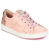 鞋子 女孩 球鞋基本款 Acebo's VEMULTIT 玫瑰色