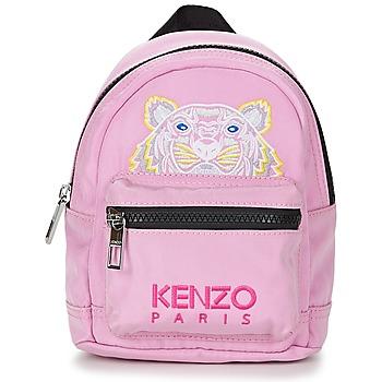 包 双肩包 Kenzo TIGER MINI RUCKSACK 玫瑰色