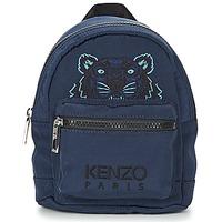 包 双肩包 Kenzo TIGER MINI RUCKSACK 海蓝色