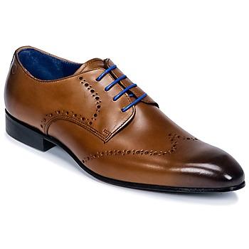 鞋子 男士 德比 Carlington 卡尔顿 FRUTO 棕色