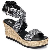 鞋子 女士 凉鞋 Lola Espeleta GLADIS 黑色