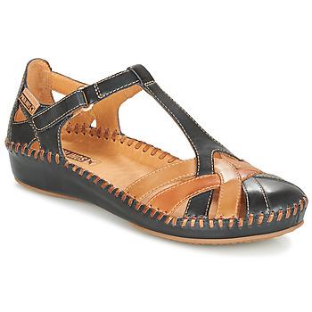 鞋子 女士 平底鞋 Pikolinos 派高雁 P. VALLARTA 655 海蓝色 / 驼色