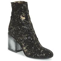 鞋子 女士 短靴 Now LUNA 黑色