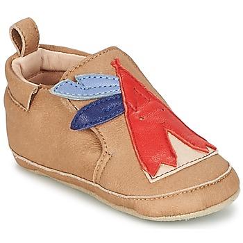 鞋子 男孩 儿童拖鞋 SHOO POM by Pom d'Api CHOU TIPI Nougat