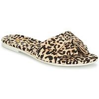 鞋子 女士 休闲凉拖/沙滩鞋 Lola Ramona COCCO Leopard