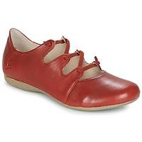 鞋子 女士 平底鞋 Josef Seibel FIONA 04 红色