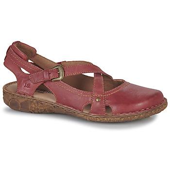 鞋子 女士 凉鞋 Josef Seibel ROSALIE 13 红色