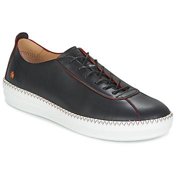 鞋子 女士 球鞋基本款 Art TIBIDABO 1342 黑色