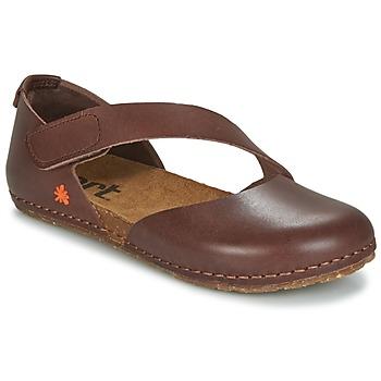 鞋子 女士 平底鞋 Art CRETA 442 棕色