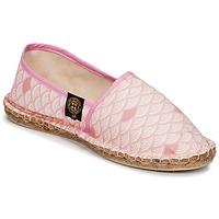 鞋子 女士 帆布便鞋 Art of Soule KAMAKURA 玫瑰色
