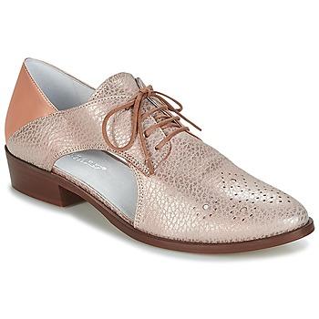 鞋子 女士 德比 Regard RELAFU 玫瑰色