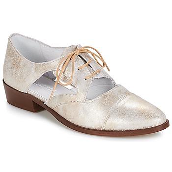 鞋子 女士 德比 Regard RELAX 古銅色