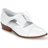 鞋子 女士 德比 Regard RELAX 白色