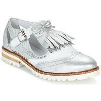 鞋子 女士 德比 Regard RETAZO 白色 / 银色