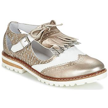 鞋子 女士 德比 Regard RETAZO 古銅色