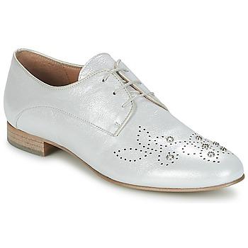 鞋子 女士 德比 MURATTI ADJA 银色