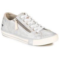 鞋子 女士 球鞋基本款 Mustang JOBARIK 银灰色