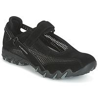 鞋子 女士 球鞋基本款 Allrounder by Mephisto NIRO 黑色