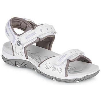 鞋子 女士 運動涼鞋 Allrounder by Mephisto LAGOONA 白色
