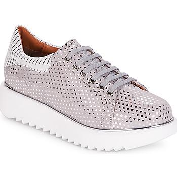 鞋子 女士 高跟鞋 Cristofoli DOUNO 灰色
