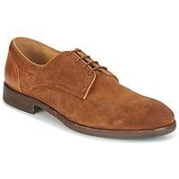 鞋子 男士 德比 Hudson DREKER 茶色