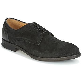 鞋子 男士 德比 Hudson DREKER 黑色