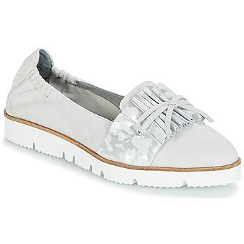 鞋子 女士 皮便鞋 MAM'ZELLE ASELIN 灰色