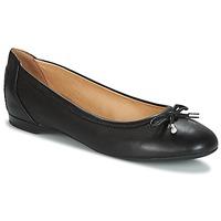 鞋子 女士 平底鞋 Geox 健乐士 LAMULAY 黑色