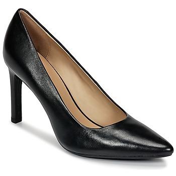 鞋子 女士 高跟鞋 Geox 健乐士 FAVIOLA C 黑色