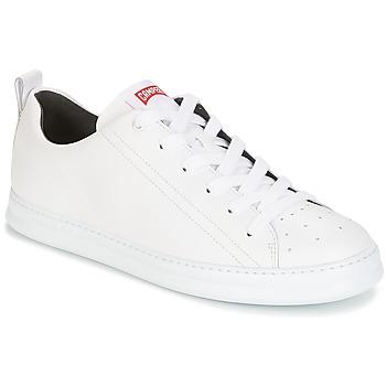 鞋子 男士 球鞋基本款 Camper 看步 RUNNER 4 白色