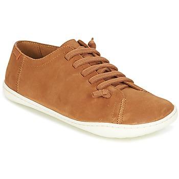 鞋子 女士 德比 Camper 看步 PEU CAMI 茶色
