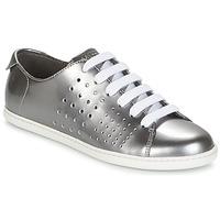 鞋子 女士 球鞋基本款 Camper 看步 TWS 银色