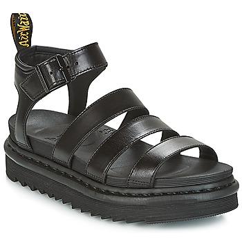 鞋子 女士 凉鞋 Dr Martens BLAIRE 黑色