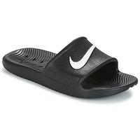 鞋子 女士 拖鞋 Nike 耐克 KAWA SHOWER SANDAL W 黑色 / 白色