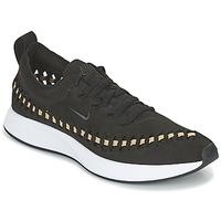 鞋子 女士 球鞋基本款 Nike 耐克 DUALTONE RACER WOVEN W 黑色
