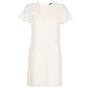 衣服 女士 短裙 Benetton PRISTOUC 蓝色