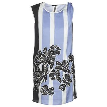 衣服 女士 短裙 Sisley LAPOLLA 藍色 / 白色 / 黑色