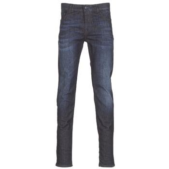 衣服 男士 紧身牛仔裤 Sisley FLAGADU 蓝色 / Fonce