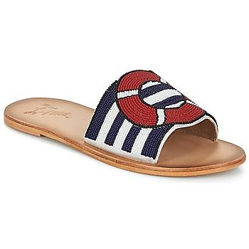 鞋子 女士 休闲凉拖/沙滩鞋 Miss L'Fire ALL ABOARD 海蓝色