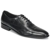 鞋子 男士 系帶短筒靴 So Size LOJA 黑色