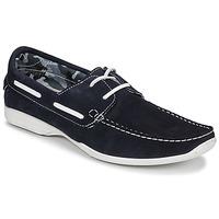 鞋子 男士 船鞋 So Size ELIZA 海蓝色