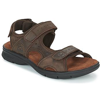 鞋子 男士 凉鞋 Panama Jack 巴拿马 杰克 SALTON 棕色