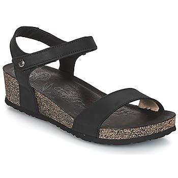 鞋子 女士 凉鞋 Panama Jack 巴拿马 杰克 CAPRI 黑色