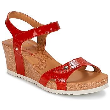 鞋子 女士 凉鞋 Panama Jack 巴拿马 杰克 JULIA 红色