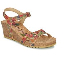 鞋子 女士 凉鞋 Panama Jack 巴拿马 杰克 JULIA 米色