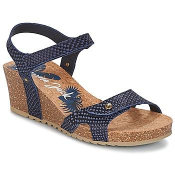 鞋子 女士 凉鞋 Panama Jack 巴拿马 杰克 JULIA 海蓝色