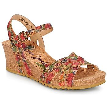 鞋子 女士 凉鞋 Panama Jack 巴拿马 杰克 VERA 红色